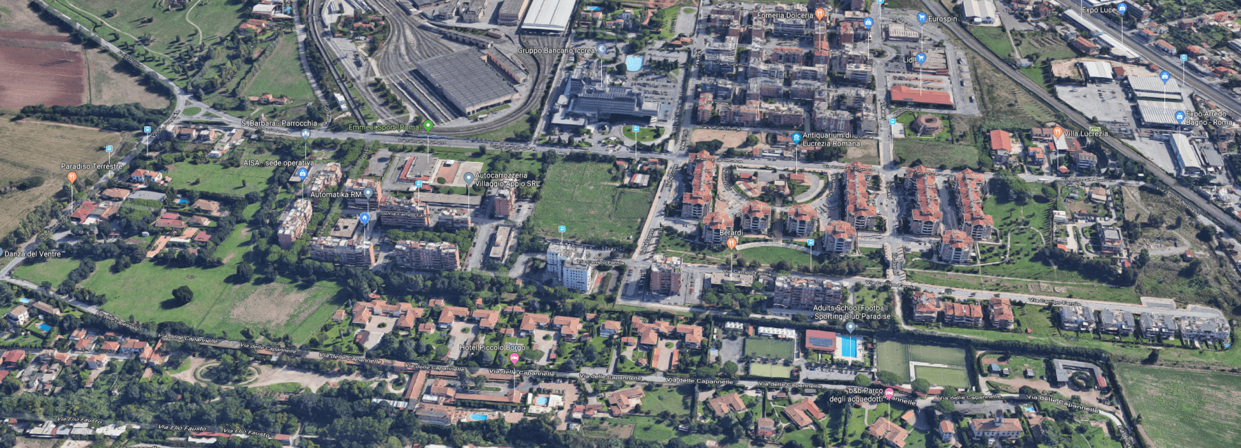 Comitato di Quartiere Villaggio Appio - Roma
